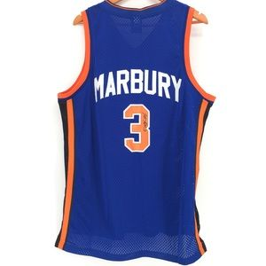 Stephon Marbury NY Knicks Starbury Signed Large